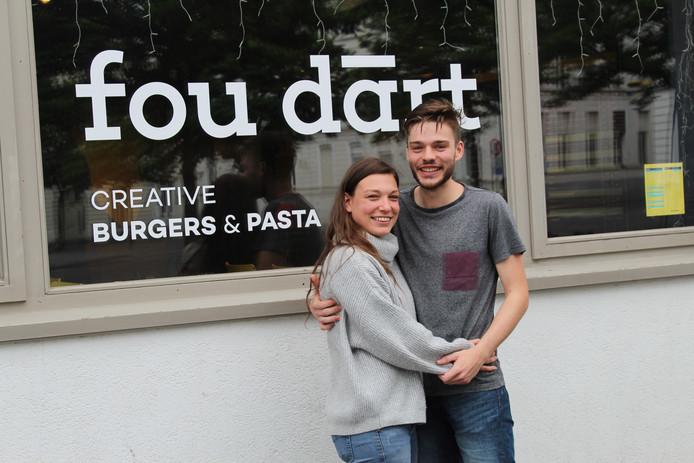 Fou d'Art: de nieuwe betaalbare hotspot op het Sint-Pietersplein.