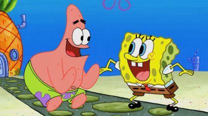 Patrick uit 'SpongeBob SquarePants' krijgt eigen serie