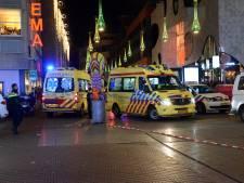 Verdachte steekpartij Grote Marktstraat blijft drie maanden langer vastzitten