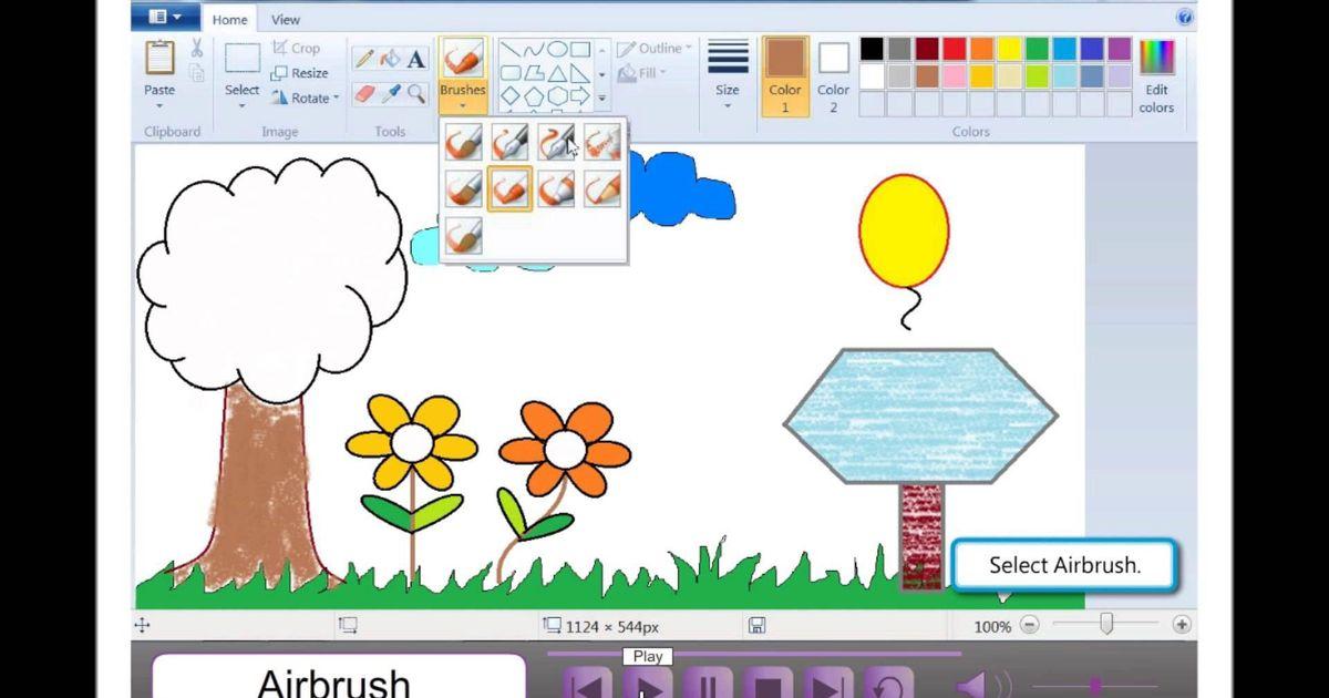 Het einde van paint microsoft verwijdert tekenprogramma for Tekenprogramma windows