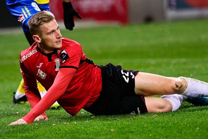 Centraal verdediger Gilles Ruyssen is aan een sterk seizoen bezig bij zijn club RWDM.