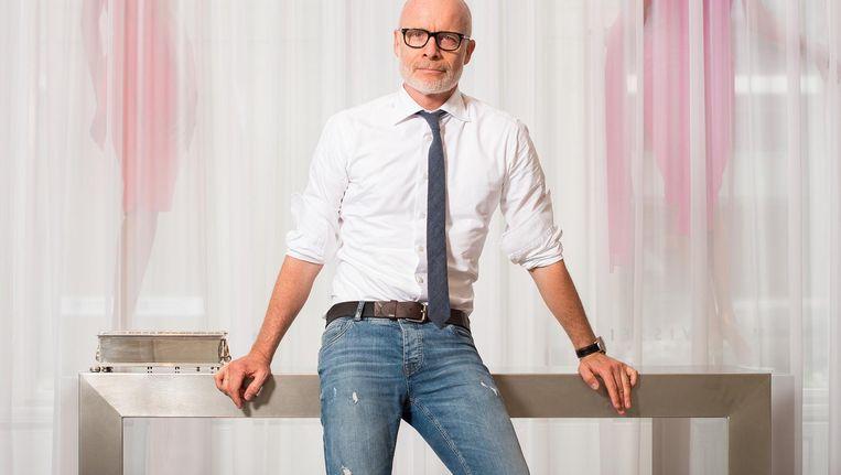 Het Amsterdam Van Modeontwerper Mart Visser Het Parool
