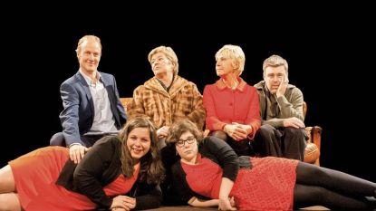 Theater Rhetorika speelt 'Als de kat van huis is'