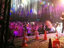 Eerste avond The Inside in Oisterwijk geruisloos verlopen: 'Maar één zwaluw maakt nog geen zomer'