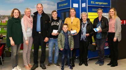 'Pop up Europa' deelt prijzen uit