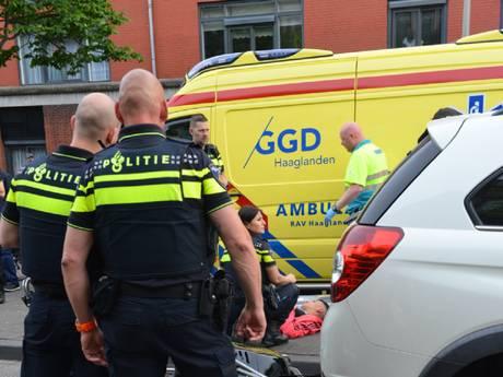 Twee ongelukken in twee uur op Vaillantlaan