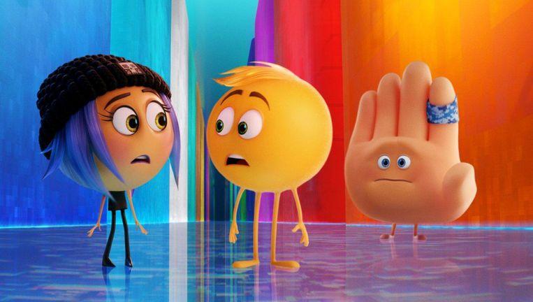 The Emoji Movie Beeld