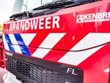 Lantaarnpaal in Almelo verwoest door brand