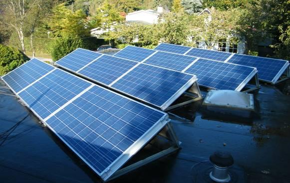 Schaduw scheelt echt wel veel voor zonnepanelen trouw - Van schaduw dak ...
