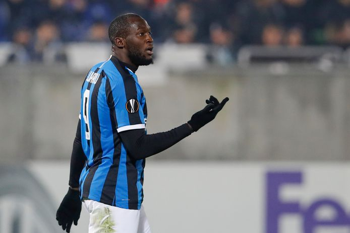 Notre compatriote Romelu Lukaku (Inter Milan)