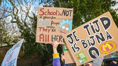 Studenten willen donderdag massaal afzakken naar Brussel om scholieren te steunen in klimaatprotest