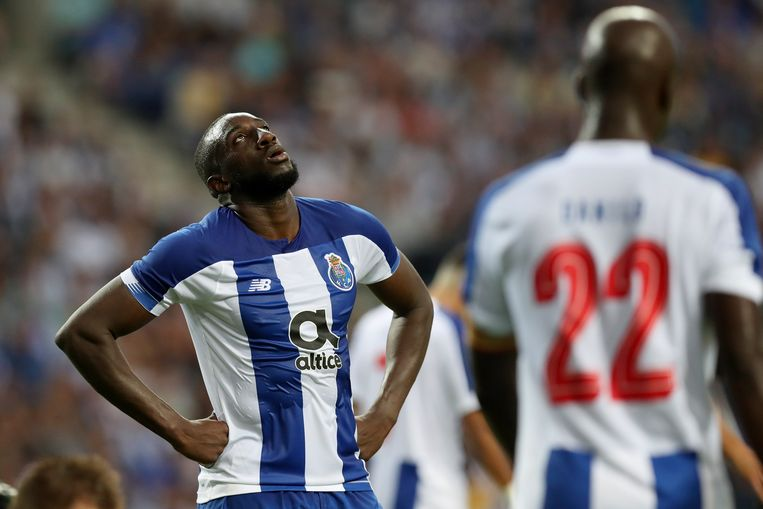 Moussa Marega van Porto.