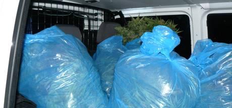 Politie ontmanteld hennepkwekerij in Almelo