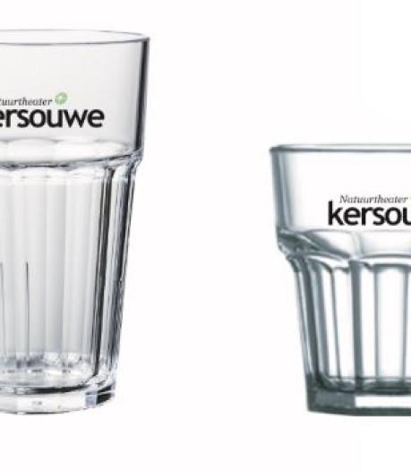 Niet langer glazen weggooien in De Kersouwe