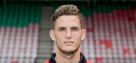 NEC'er Kevin Jansen: binnen aantal weken topfit