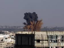 Les Gazaouis fuient les abords de la frontière