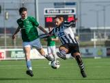 Promotiedroom Oosterhout blijft in leven na doelpuntrijke wedstrijd