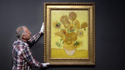 'De Zonnebloemen' van Van Gogh zes weken out voor restauratie