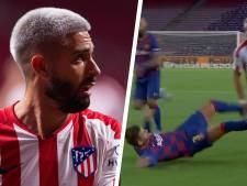 """Yannick Carrasco a emballé la presse espagnole: """"Chacun de ses rushs a secoué Barcelone"""""""