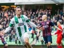 Slap Willem II gaat door de ondergrens in Groningen