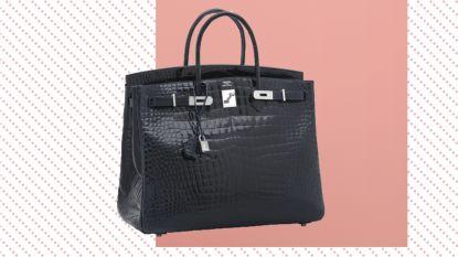 Beter investeren in een designertas dan in vastgoed? Deze tas wordt geschat op meer dan € 100.000