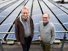Woerdenaren beginnen energiebedrijf: Wie heeft er een dak over?