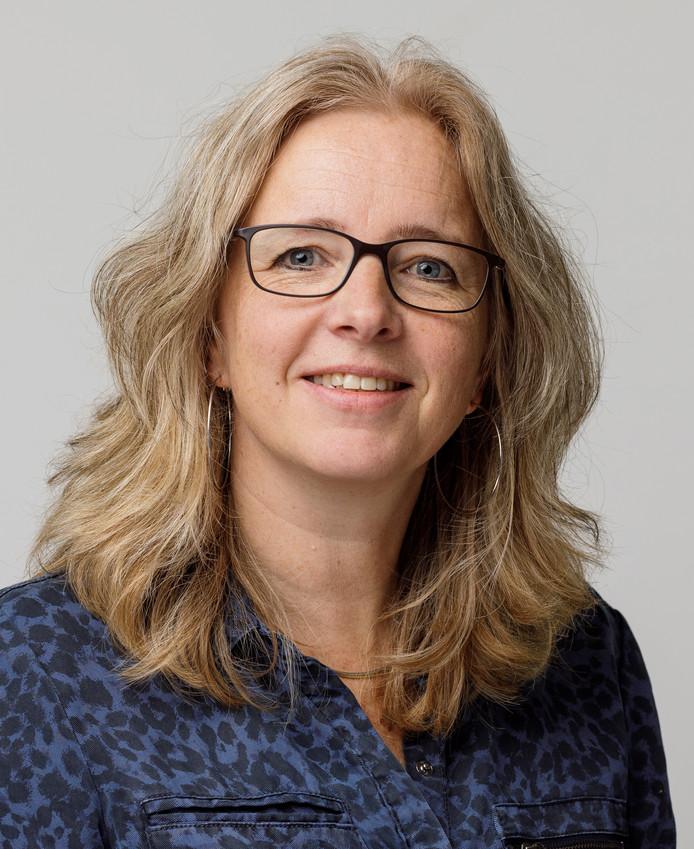 Karen de Groot.