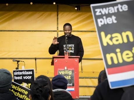 Anti-Zwarte Piet-activist Afriyie spreekt op Haagse Hogeschool