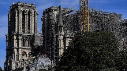 Plein voor Notre-Dame in Parijs wordt meer dan een jaar na verwoestende brand opnieuw geopend