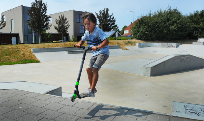 De skatebaan