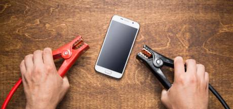 Wéér een lege batterij?! Dit zijn smartphones met topaccu's