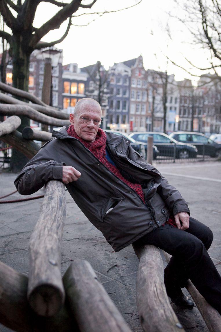 Gerardjan Rijnders, de regisseur van Zin, kreeg het script van Ederveen niet naar een hoger plan.  Beeld Amaury Miller