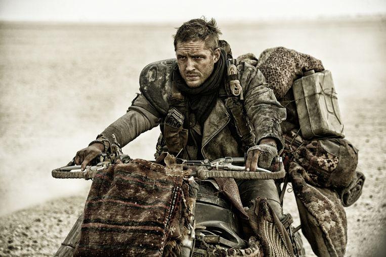 Tom Hardy als Mad Max. Beeld AP