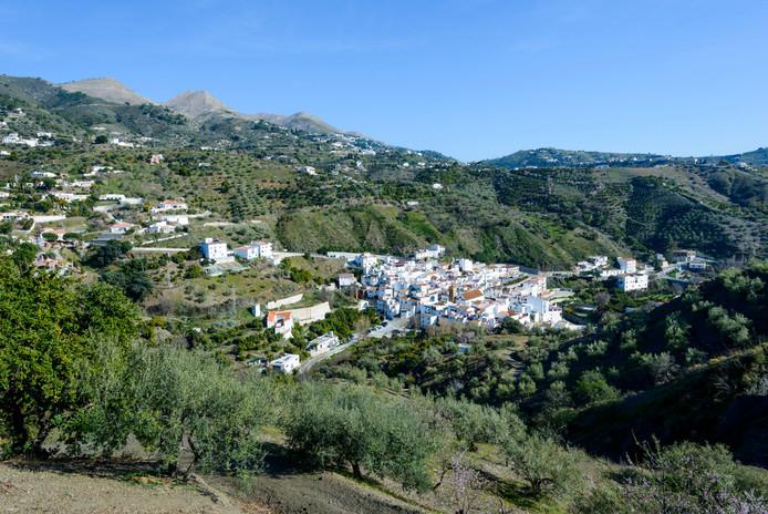 Het ongeval gebeurde vlakbij Archez, een hoger gelegen gemeente op zo'n 50 kilometer van de stad Malaga