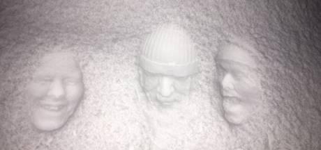 Gemist? Zutphense Janneke (14) roept Snowface Challenge in het leven