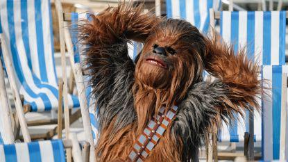 Hilarisch: Star Wars-fans halen hun beste Chewbacca-imitatie boven voor het goede doel