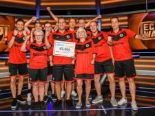 Voetbalvereniging OFB wint 5.000 euro in spelshow van SBS6