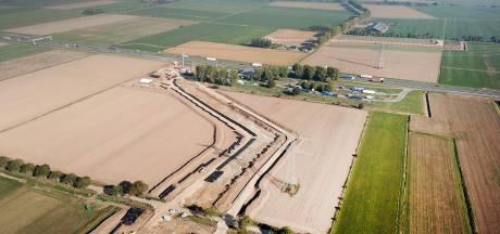 Aannemer van A15 mag grondwaterstand in de Liemers niet verlagen