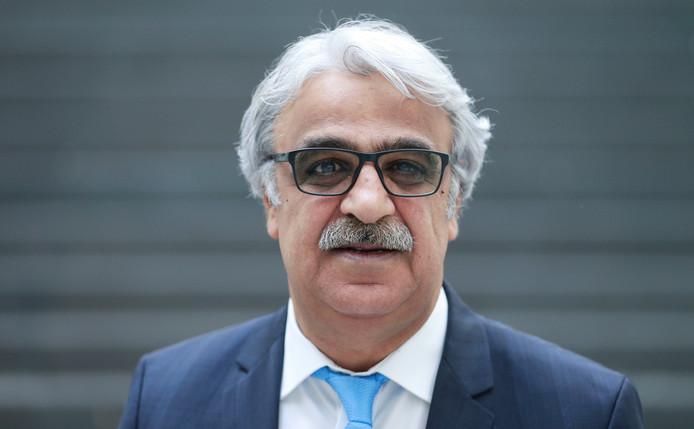 HDP-parlementariër Mithat Sancar.