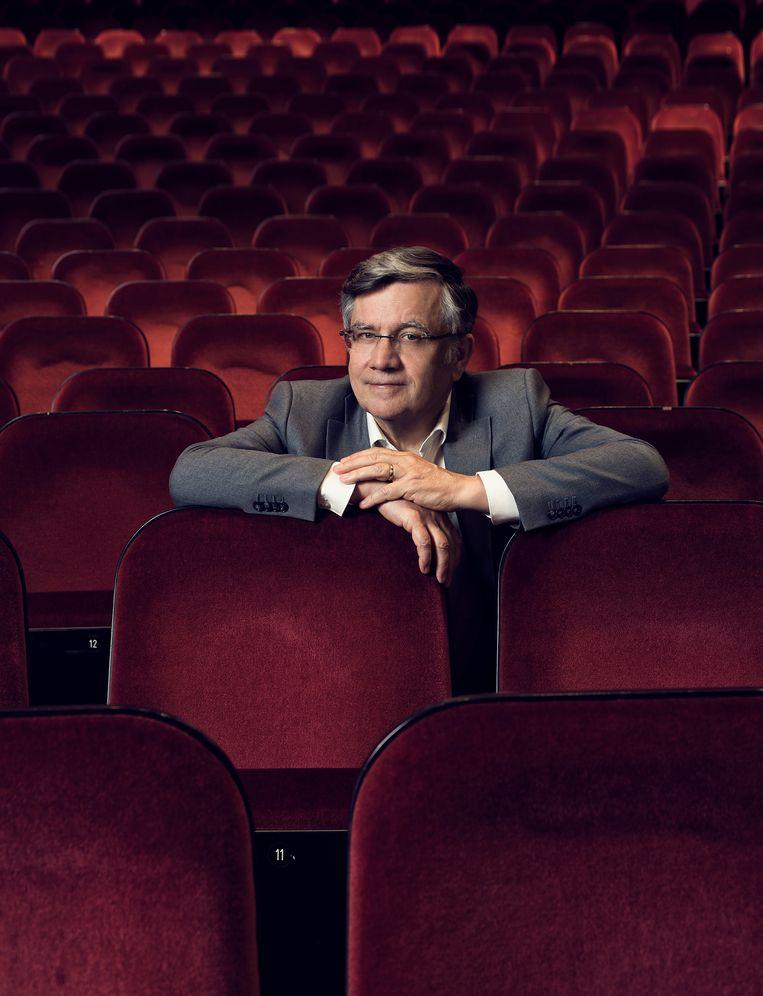 Bas Schoonderwoerd, directeur Parkstad Theaters Limburg. Beeld Anne Jannes