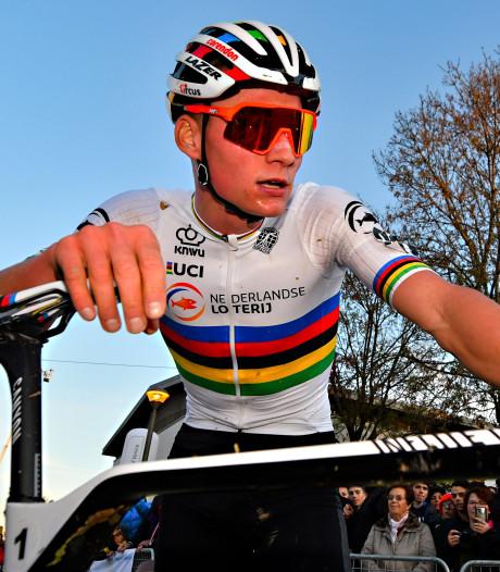 Van der Poel wil ook Milaan - San Remo rijden: 'Hebben we wel een wildcard nodig'