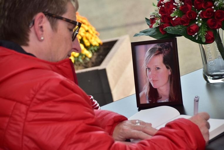 Voor Marilyn Vandecasteele (64) is Ann-Laure het tweede terreurslachtoffer uit haar omgeving. Een oud-leerling van haar kwam om het leven bij de aanslag op 22 maart 2016.