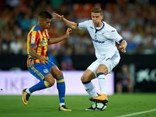 Gosens debuteert in Serie A; stunt blijft uit