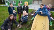Oudercomité bezorgt kinderen wijkschool 'Keur van Oscar Romerocollege' speelheuvel