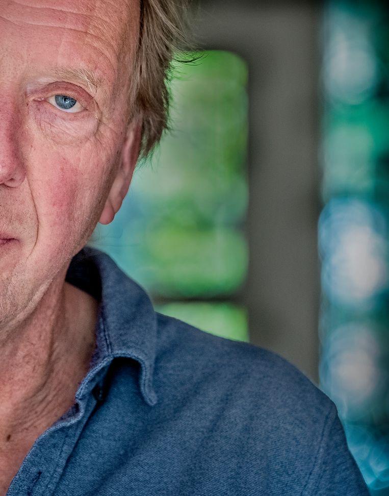 Chris van der Heyden Beeld Patrick Post