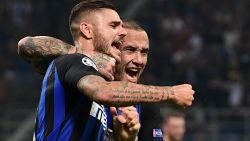 Inter luistert Champions League-comeback op met late zege: fantastische volley Icardi luidt ondergang Spurs-Belgen in