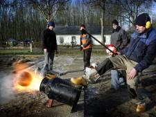 Wordt carbidschieten het nieuwe vuurwerk? Kolff: 'Er komt geen regionaal verbod'