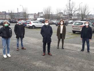 Stationsparking wordt betalend: Zottegemse socialisten protesteren