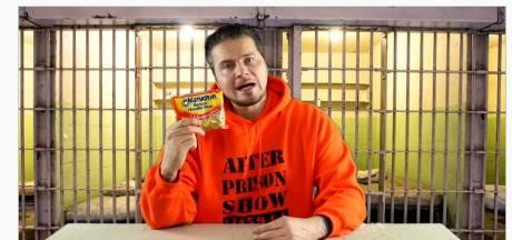 Ex-gevangene verdient miljoenen dollars als vlogger