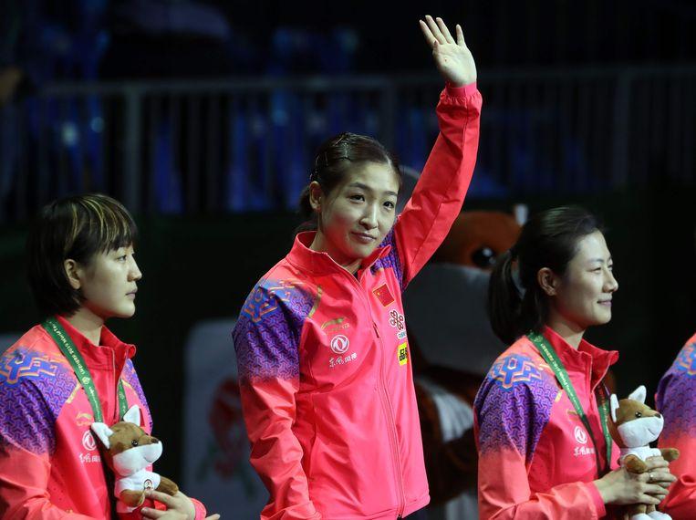 Liu Shiwen.